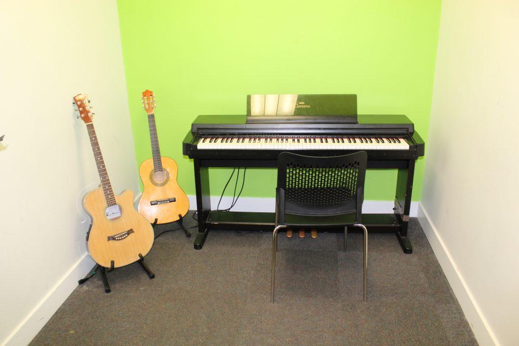 Music Practice Rooms Bohunt Worthing